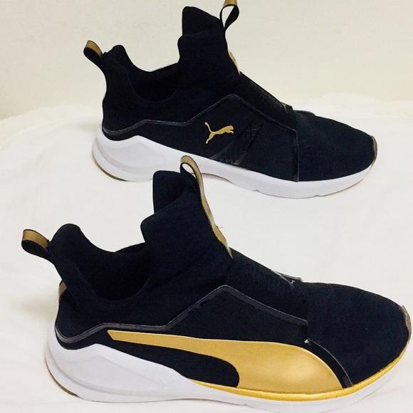 Poshmark Jennerhigh Top 65 ShoesKylie Wfierce Gold Puma 51TlFc3uJK